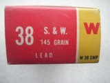 CALIBER 38 S & W AMMO FOR SALE - 9 of 20