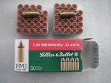 .32 ACP (7.65mm) AMMO FOR SALE - 18 of 20