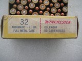.32 ACP (7.65mm) AMMO FOR SALE - 2 of 20