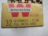 .32 ACP (7.65mm) AMMO FOR SALE - 3 of 20