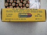 .32 ACP (7.65mm) AMMO FOR SALE - 6 of 20
