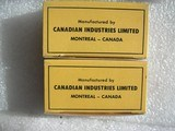 .22 SHORT CANUCK STANDARD VELOCITY C-I-L CANADIAN INDUSTRIES VINTAGE AMMO - 13 of 13