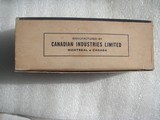 .22 SHORT CANUCK STANDARD VELOCITY C-I-L CANADIAN INDUSTRIES VINTAGE AMMO - 6 of 13