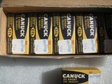 .22 SHORT CANUCK STANDARD VELOCITY C-I-L CANADIAN INDUSTRIES VINTAGE AMMO - 9 of 13
