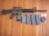 PALMETTO ARMORY/ OLYMPIC ARMS MOD.BH15A1 RARE RIFLE CAL..223 & 5.56