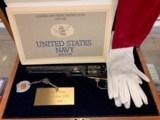 United States Navy Colt Revolver