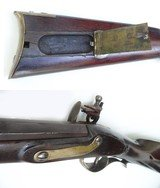 "Fine Harpers Ferry Rifle US MODEL 1803/14, Dated 1814, 33"" Barrel - 10 of 15"