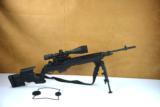 Springfield M1A Sniper .308/7.62NATO Complete Build! - 2 of 12
