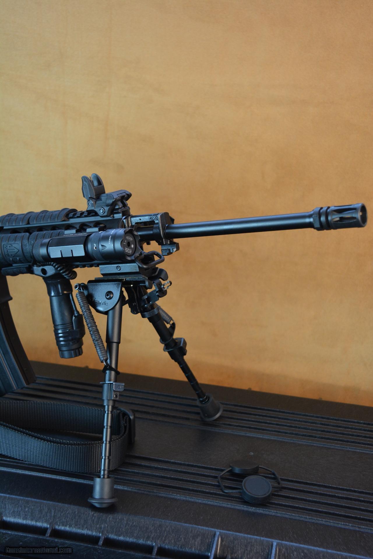 Bushmaster XM15 Lite Weight, Quick Response Carbine QRC SuperKit