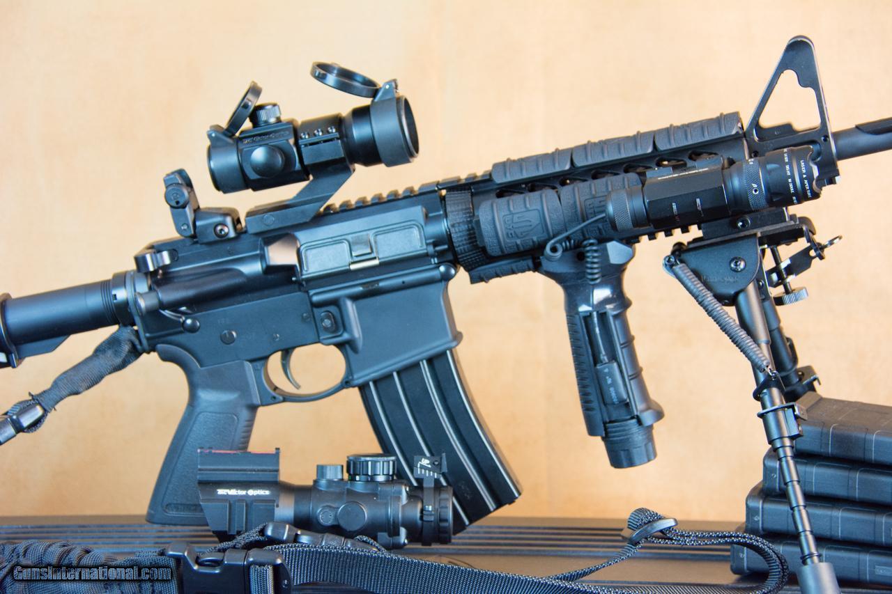 Ruger Ar 5 56mm