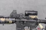 """Aero Precision 10.5"""" Magpul Camo Pistol - 3 of 9"""