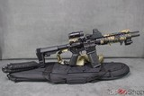 """Aero Precision 10.5"""" Magpul Camo Pistol - 2 of 9"""