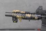 """Aero Precision 10.5"""" Magpul Camo Pistol - 4 of 9"""