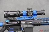 Aero Precision AR-15 SuperKit in Blue! - 8 of 10