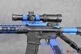 Aero Precision AR-15 SuperKit in Blue! - 3 of 10