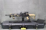 "Aero Precision 13"" Free Float Rail Magpul XTR Camo - 1 of 11"