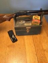 Winchester model 97 16 ga with Briley chokes