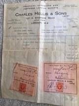 CHARLES HELLIS 12G BEST SLE, CASED, ORIGINAL CONDITION - 12 of 12