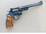 Smith & Wesson Model 27, Cal. .357 MagnumPRICE:$1,050 - 2 of 4