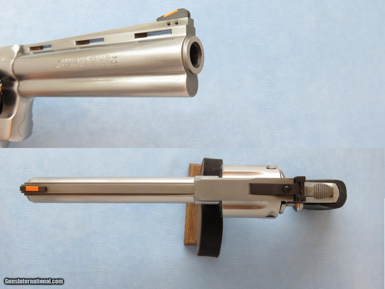 Colt Anaconda, 6 Inch Barrel, Cal  45 LC SALE PENDING