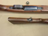 Japanese Italian Manufactured I-Type Rifle, Cal. 6.5 Jap- 11 of 11