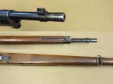 Japanese Italian Manufactured I-Type Rifle, Cal. 6.5 Jap- 10 of 11