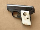 Colt Model 1908, Factory Pearl Grips, Cal. .25 ACP