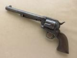 Colt Etch Panel .44-40 1st Generation SAA- 1 of 7