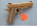Colt USMC Government Model1911, Marine Edition, Cal. .45 ACP, Desert Sand Finish- 4 of 6