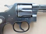 1917 Colt Commercial Revolver in .45ACP Mfg. in 1933 - 7 of 25