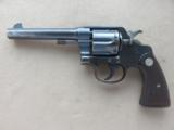 1917 Colt Commercial Revolver in .45ACP Mfg. in 1933 - 1 of 25