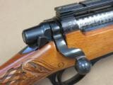 Custom Engraved Remington Model 660 Rifle in .308 WinchesterSOLD - 13 of 25