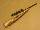 Ruger 10/22 Heavy, Hammer Forged Barrel, Cal. .22 LRwith Tasco 3-9x ScopeSOLD - 1 of 11