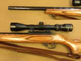 Ruger 10/22 Heavy, Hammer Forged Barrel, Cal. .22 LRwith Tasco 3-9x ScopeSOLD - 5 of 11