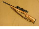 Ruger 10/22 Heavy, Hammer Forged Barrel, Cal. .22 LRwith Tasco 3-9x ScopeSOLD - 2 of 11