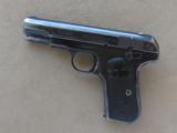 Colt 1903, Cal. .32 ACP