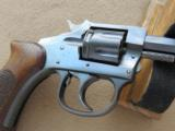 1920's H&R Trapper .22 Revolver in Great Shape! - 6 of 24