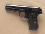 Colt 1903 Pocket Auto Type 1, Cal. 32 ACP