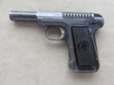 Savage 1915 Hammerless .32 ACP