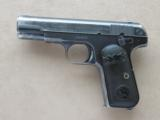 Colt 1903, Type II, Cal. .32 ACP , Blue Finish
