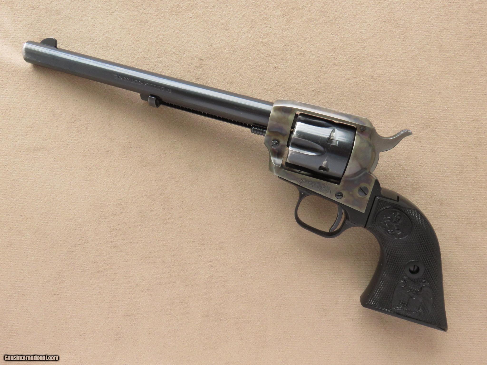 - 7 1//2 in NOS 22 Cal Buntline Colt Peacemaker - Blue Barrel