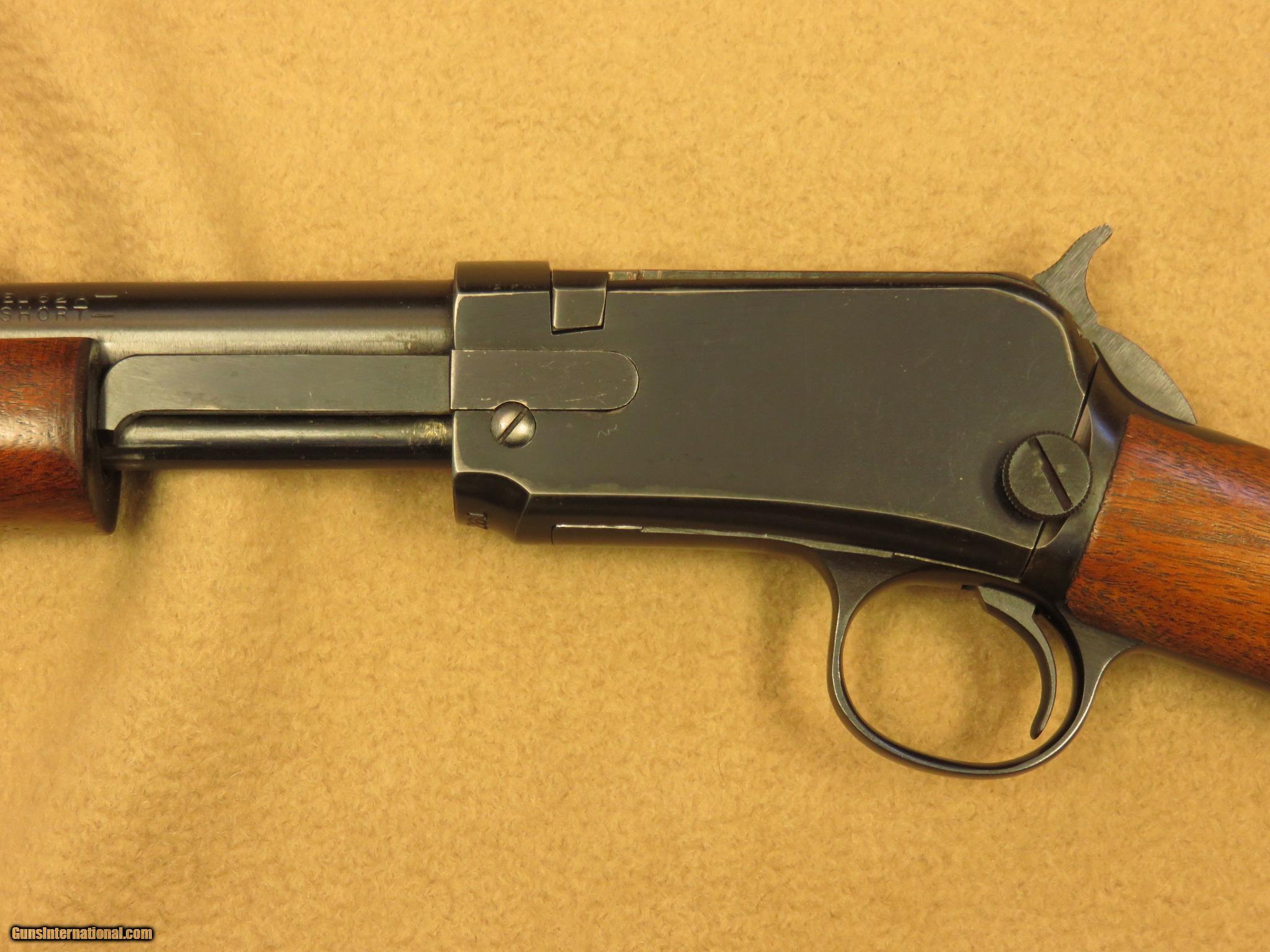 winchester model 62a gallery cal 22 short rh gunsinternational com winchester model 62a owners manual free Winchester Model 62