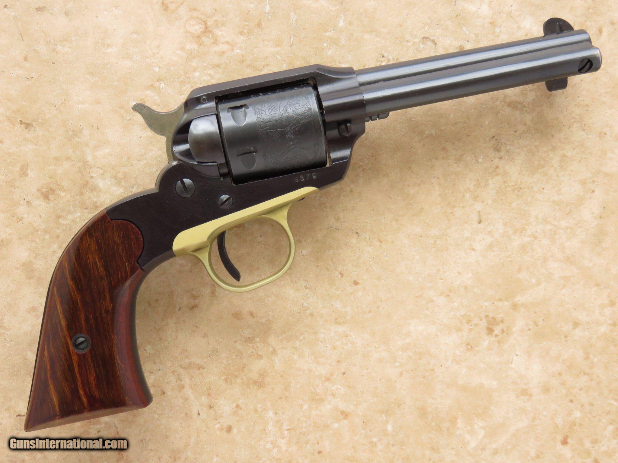 Old Ruger Bearcat Grips