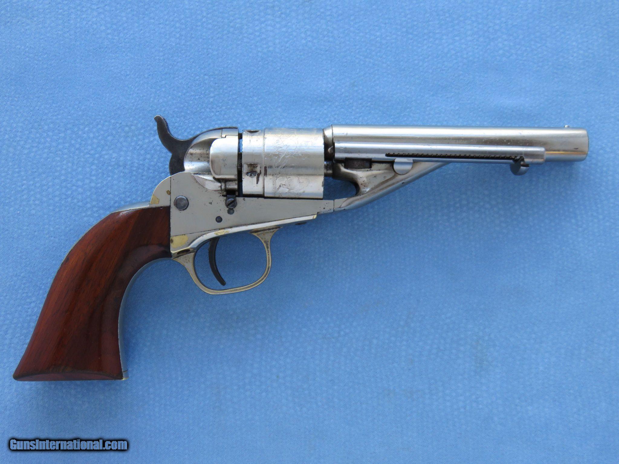 Colt New Model Breech Loading Police Pistol Type 2 Chambered