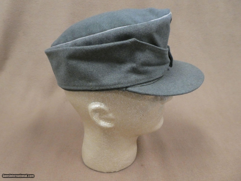 WWII German Heer Officers M43 Cap