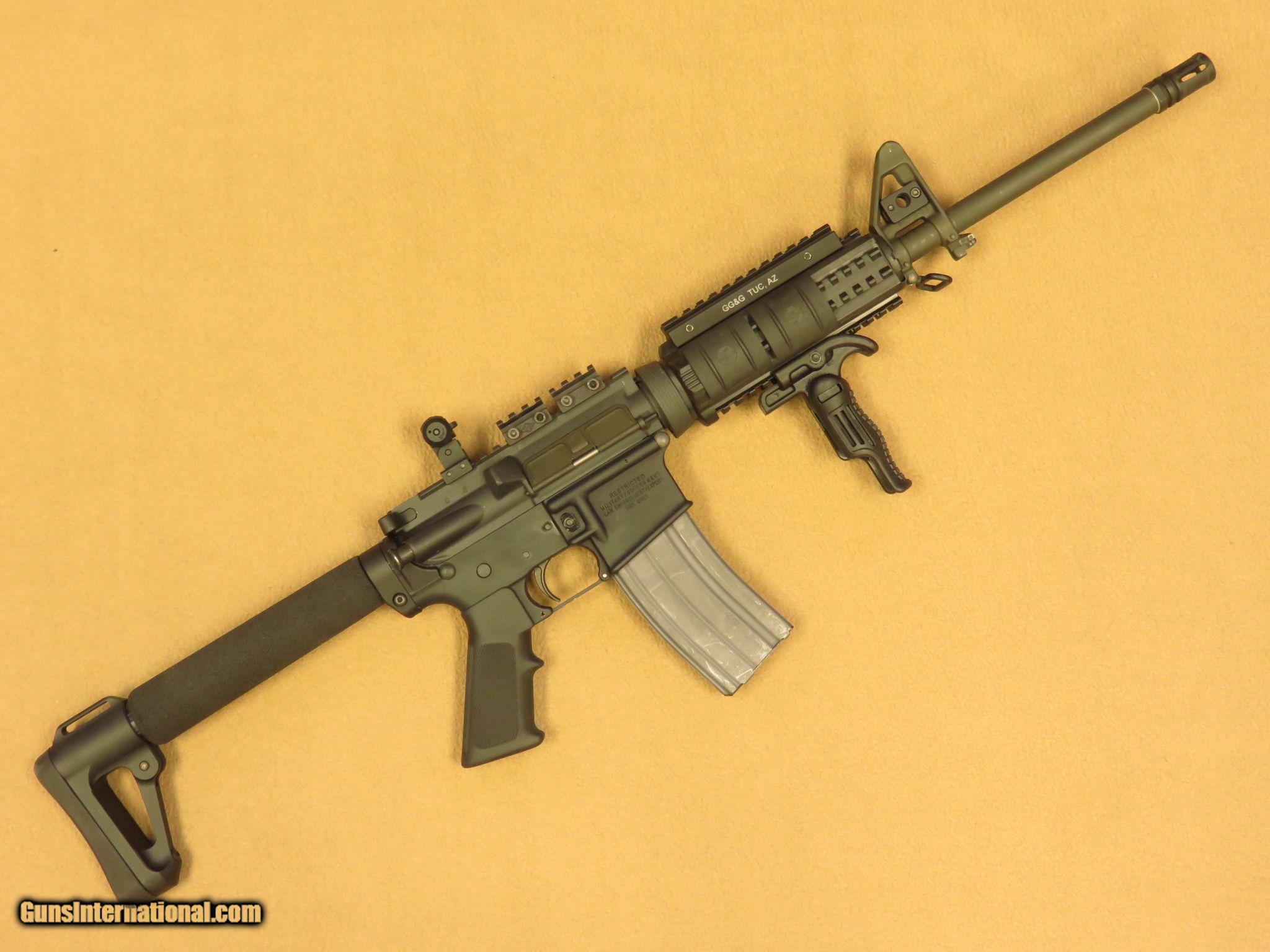 Colt Law Enforcet Carbine CAR-15, Cal. 5.56 MM