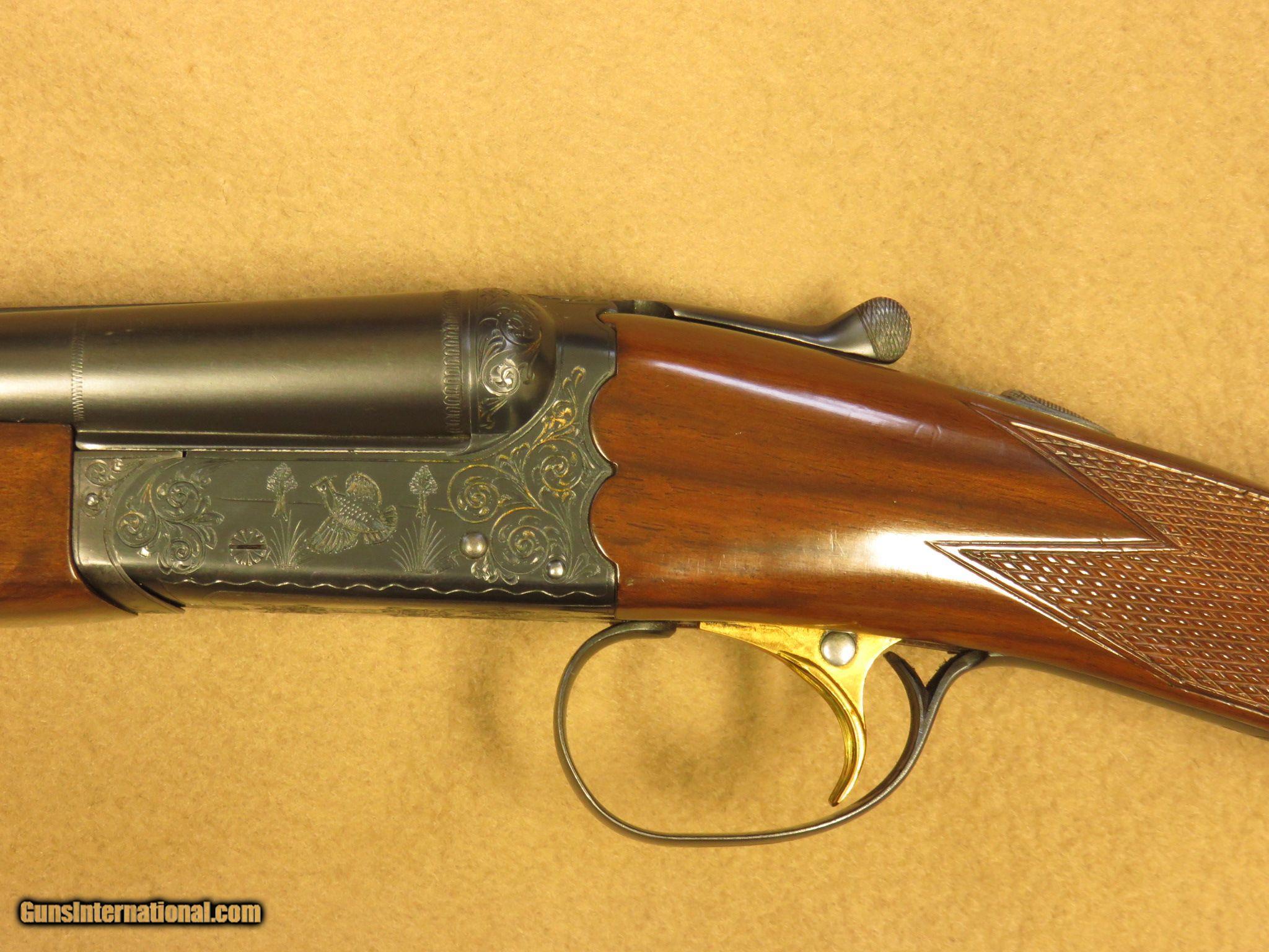 Ithaca Model 280 Double Barrel Shotgun, 20 Gauge with 3 Inch
