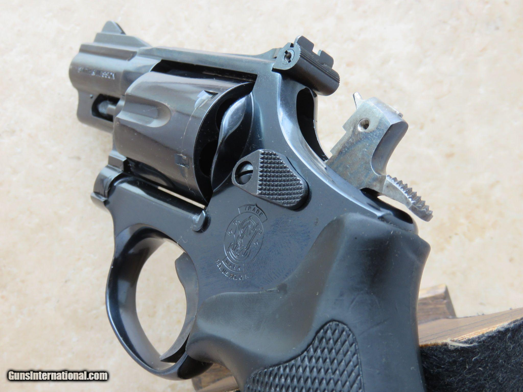 1997 Smith & Wesson Model 19-7 2 5