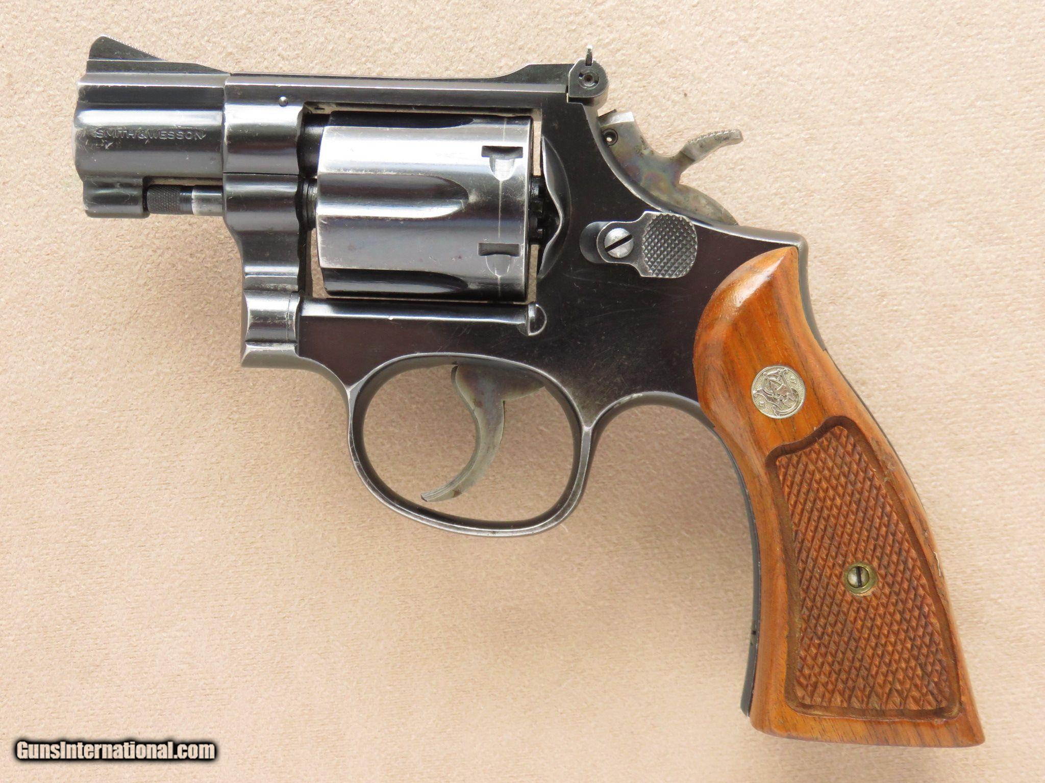 Smith & Wesson Model 15 K-38 Combat Masterpiece, Cal   38