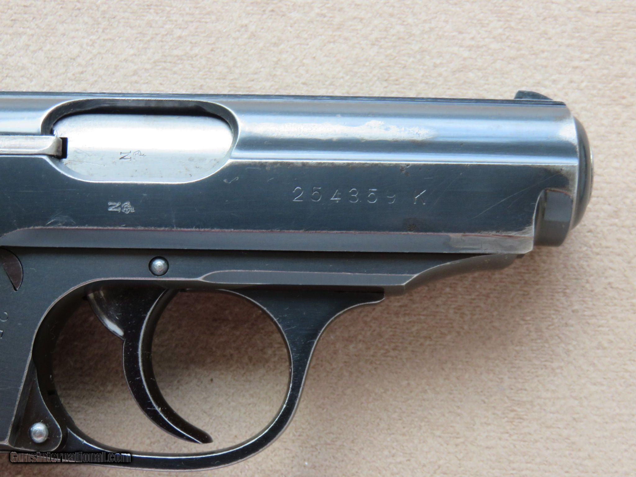 Walther Ppk Serial Number Lookup